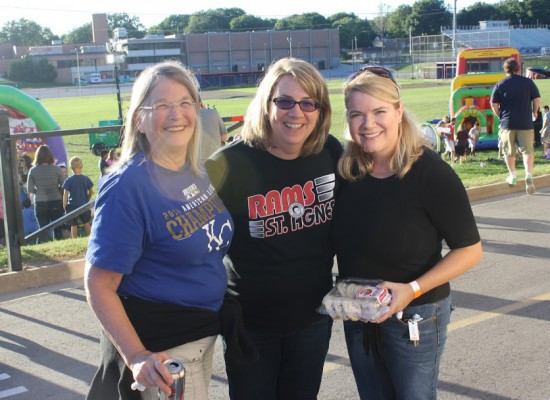 Coffee & Donuts–First PTO Meeting