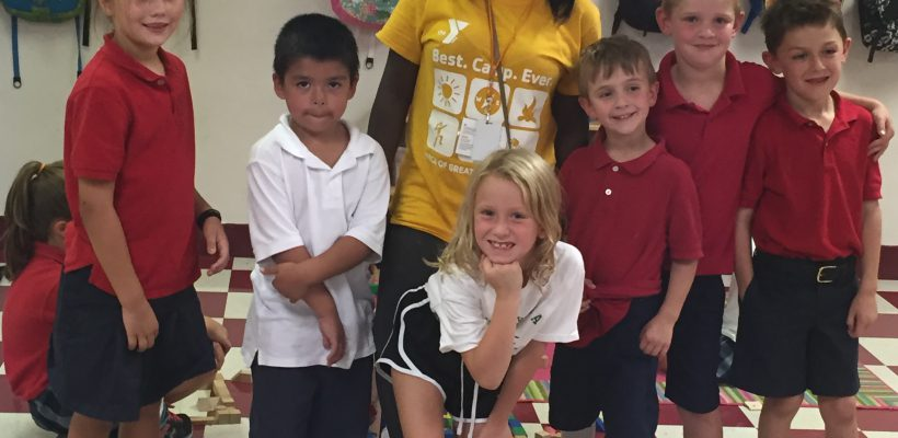 YMCA and St. Agnes Partnership